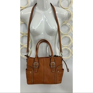 Fossil Crossbody with handle purse
